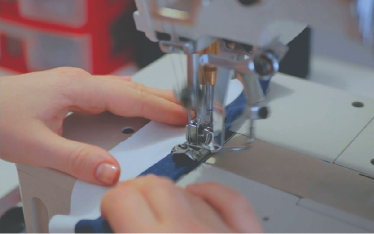 CUTTING AND SEWING