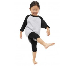 Kids Raglan 3/4 Sleeves