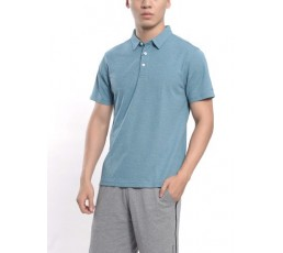 Polo T-shirt Self Fabric Collar and Cuff